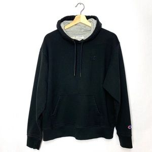 Authentic Champion Reverse Weave Hoodie Large